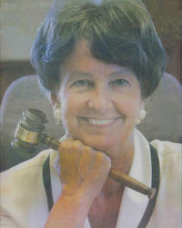 Lexington's first female to hold elected office, Pam Miller served as mayor from 1993-2003.